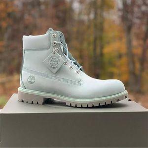 """Timberland Men's 6"""" Premium Waterproof Boots A1OGW"""